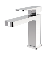 Celia basin mixer Chrome / Black