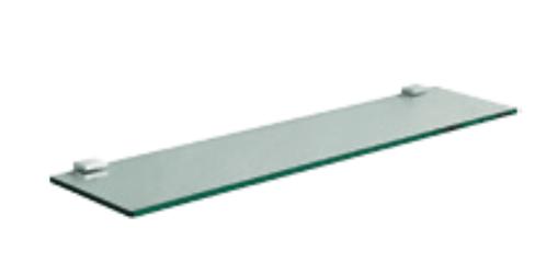 Qubi glass shelf 600mm