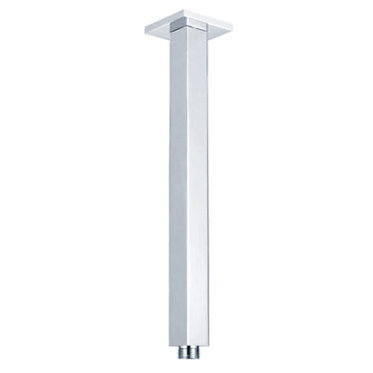 Vibe Square Ceiling Arm 150mm