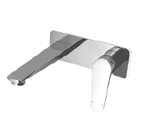 EXON wall basin mixer