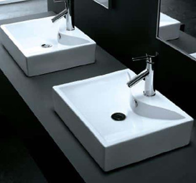 Tresor above counter basin
