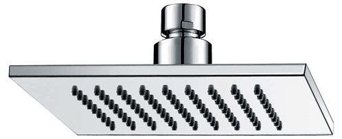 Doccia square thin shower head 152mm