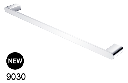 BIANCA single towel rail 800mm - Chrome/BK/Brushed nickel/Gun metal grey/BG