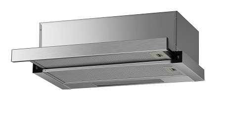 90cm Slide out range hood