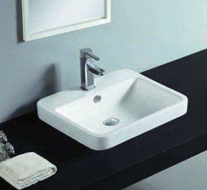 Coco half insert basin