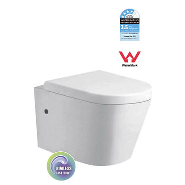 Wall Hung Toilet Model T2380 (Cistern-Chinese made)