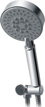 Rainjet round wall mounted shower