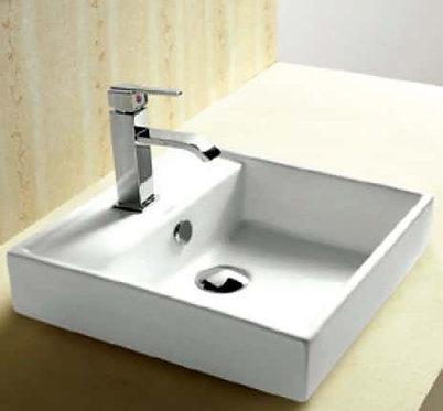 Niko-2 half insert basin