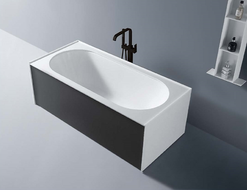 DUO freestanding bath 1700/1800mm
