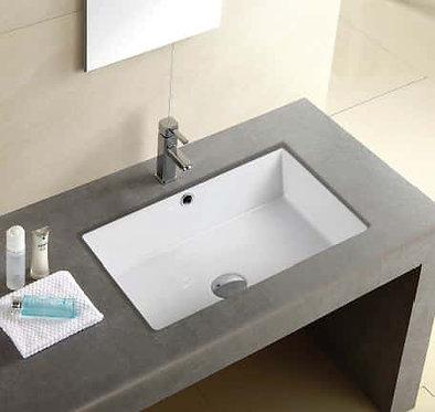 Qubi ii under counter basin