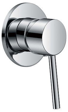 Jamie pin handle shower mixer