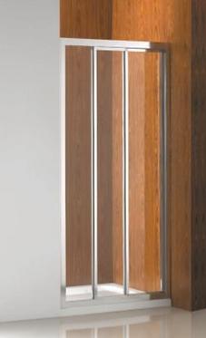 Framed 3 sliders door (adjustable)