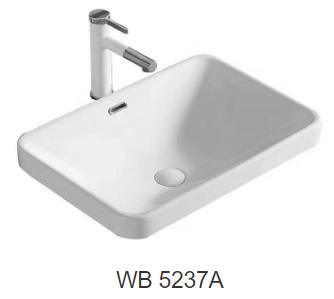 NERO half insert basin