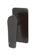 Noir shower mixer (matt black)