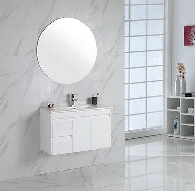 900mm MAYA vanity - ceramic top