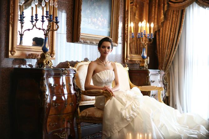 Haute Couture wedding dress - 스포사벨라