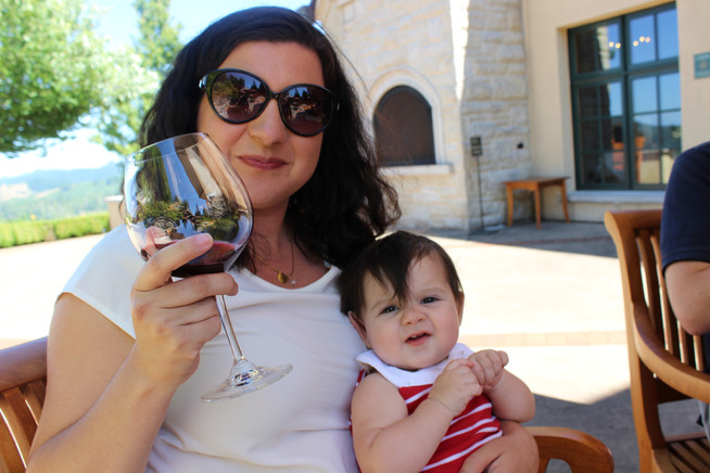 Our Trip to King Estate Winery