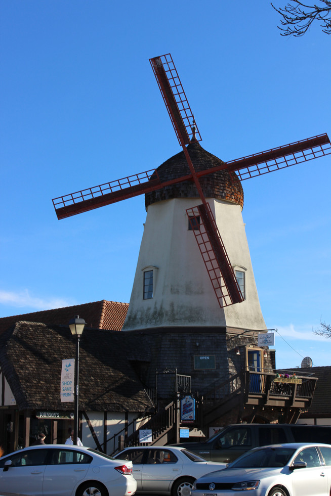 Day Trip to Solvang