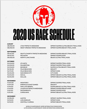 The Obstacle Course Race Cancellations Continue