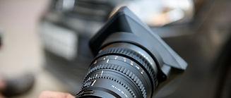 Caméra professionnelle