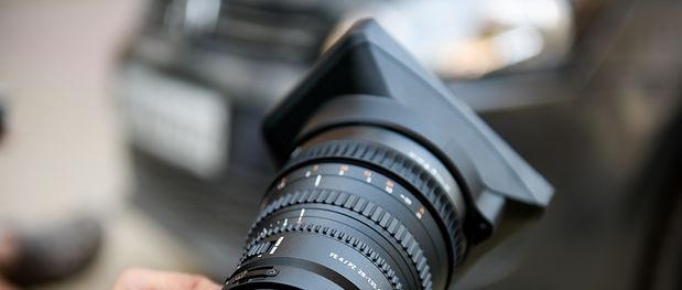 プロ仕様のカメラ