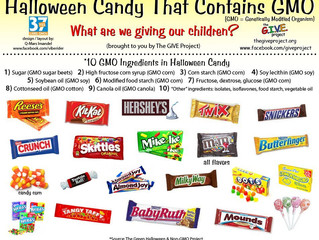 Don't Be Tricked by Your Treats: 9 Ways to Help Your Kids Detox from GMOs in Their Halloween Can