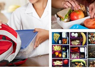 30 Healthy LunchBox Ideas