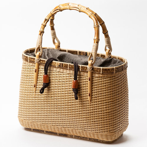 一楽編み白竹