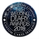 Best Wedding Cake Company Ireland 2018
