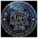 Best Wedding Cake Company Ireland 2018