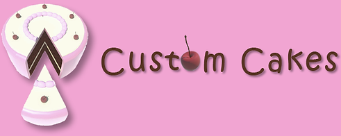 Custom Cakes-Wedding Cakes-Novelty Cakes