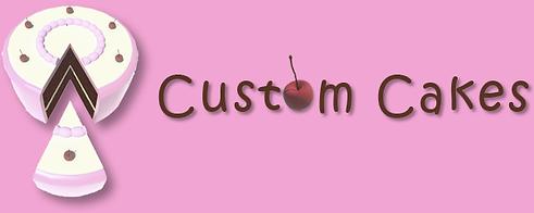 Custom Cakes-Wedding Cakes-Novelty Cakes