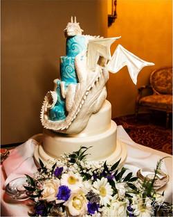 Dragon Cake 1