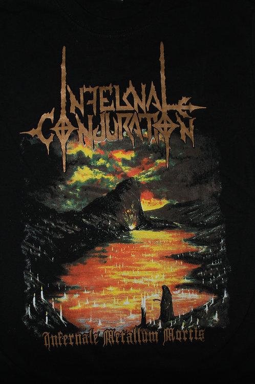 Infernale Metallum Mortis Tour T-shirt