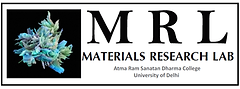 Materials Research Laboratory, Rajeev Singh, Chemistry, ARSD College, Delhi, University, Delhi University