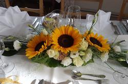 Blumen-Dekorationen
