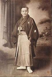 Takeda Sokaku founder of Daito Ryu Aiki Ju-Jutsu