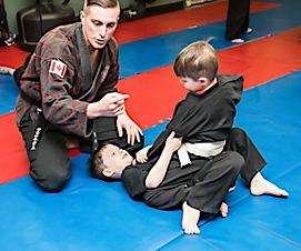 Hapkido program for kids at Hiltz Hapkido ages 7to 13