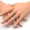 ARIANE, Bague alliance pour femme or 18 carats