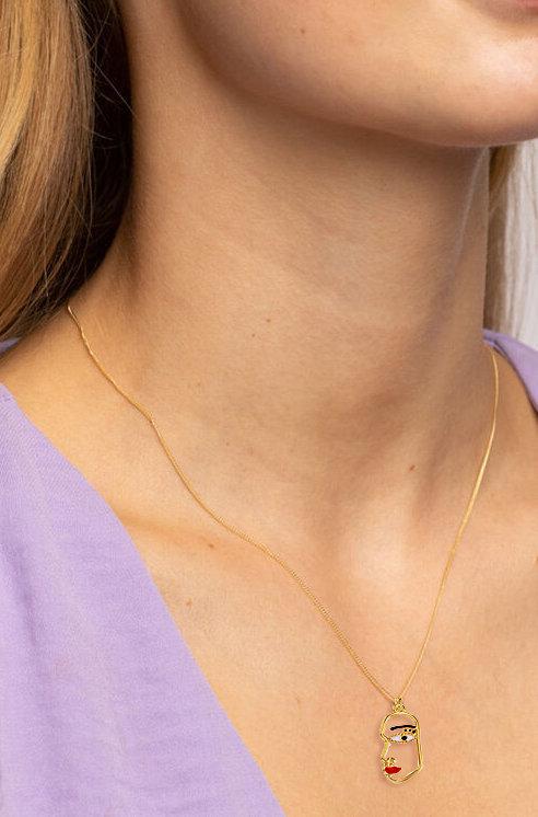 Collier argent femme - Hastrey Bijouterie en ligne, bijoux pas cher