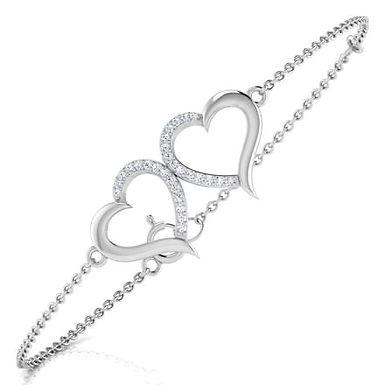APHRODITE, bracelet diamants pour femme or 18 carats