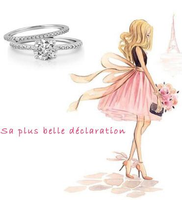 Ghaum Joaillerie Bijouterie Diamants en ligne, acheter bague, idée saint valentin pour femme, bijou fabriqué en France, Paris