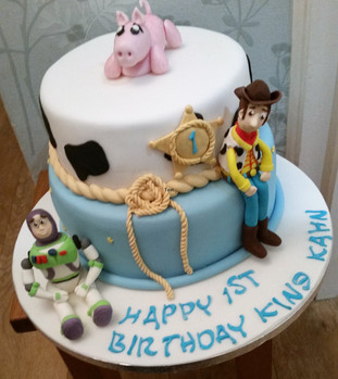 Toy Story with Woody & Buzz Lightyear