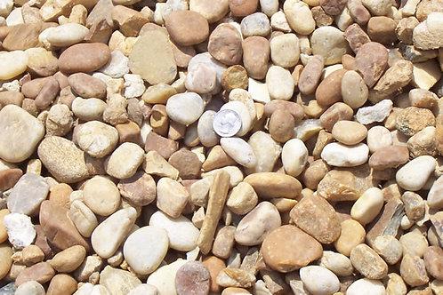 Egg Rock #4 - per ½ cubic yard scoop