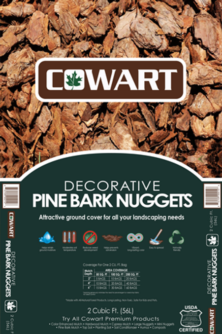Pine Nuggets, 3 cubic foot bag