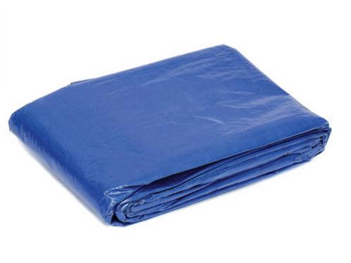 Blue Poly Tarp, 12x16