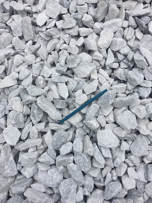 Marble Rock - per ½ cubic yard scoop