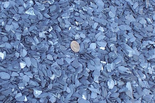Mini Slate Chips - per ½ cubic yard scoop