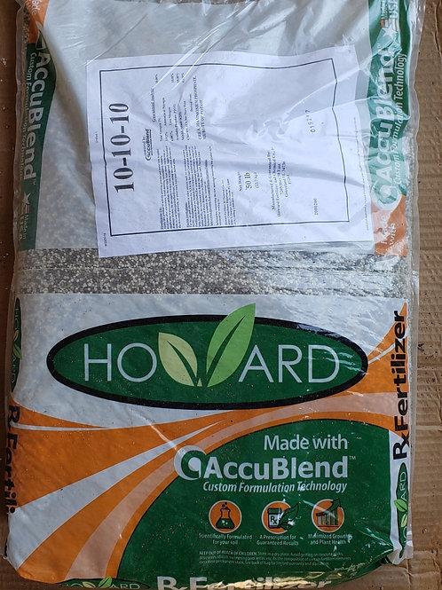 Fertilizer 10-10-10 , 50lb bag