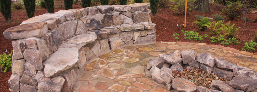 Tennessee Riverstone and Fieldstone